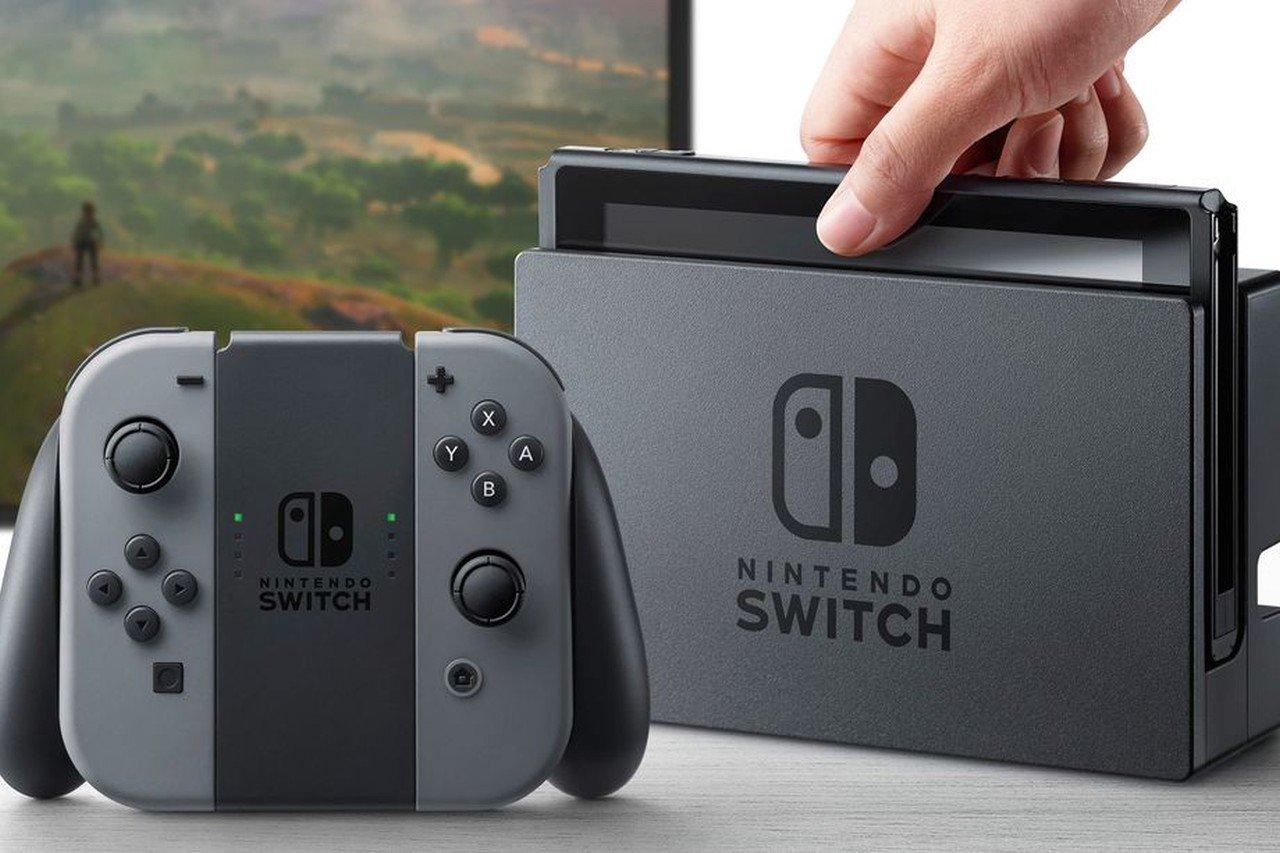 Nintendo Switch realtà virtuale